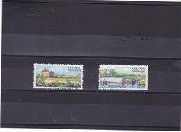 MALTE 1977 EUROPA Yvert 549-550 NEUF** MNH - Malte
