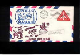USA 1969 Space / Raumfahrt Apollo 9 Interesting Cover - Briefe U. Dokumente