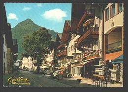 Gölling - Der Ideale Luftkur- Und Ferienort... - Classic Car / Auto VW Käfer / Kever / Coccinelle / Beetle - Golling