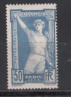 1924  Yvert Nº 186  MNH - Francia