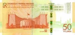 China P.new 50 Yuan 2018   Unc - China