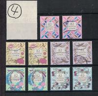 Japan 2018.01.23 Traditional Japanese Design Series 4th (used)④ - 1989-... Empereur Akihito (Ere Heisei)