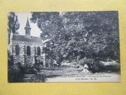 MAGNY LES HAMEAUX. L'Abbaye De Port-Royal-des-Champs. Le Noyer De Pascal Et Le Musée. - Magny-les-Hameaux