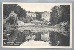 LU.- Chateau De BEAUFORT. Petite Suisse Luxenbourgeoise. Promenade H.. THILL. E.A. Schaack Luxemburg. - Luxemburg - Stad