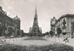 CPSM - Belgique - Brussels - Bruxelles - Schaerbeek - Eglise Saint-Servais - Schaerbeek - Schaarbeek