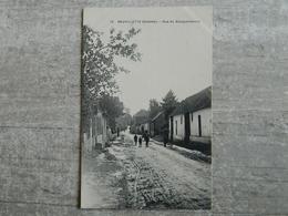 NEUVILETTE   RUE DE BOUQUEMAISON - France