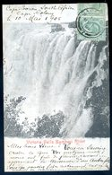 Cpa Afrique Du Sud South Africa -- Victoria Falls , Zambesi River      AFS2 - South Africa