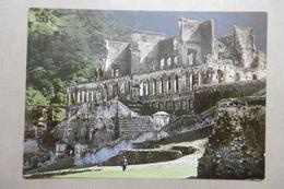 HAITI Cap Haïtien : Nearby Ruins Of Sans Souci Palace - ANTILLES MILOT - Haiti