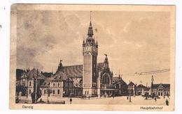 POL-159   DANZIG : Hauptbahnhof - Pologne