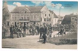 LET-27   LIBAU :Rosenplatz - Lettonie