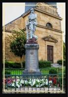 08  MONTCHEUTIN    .... Le Monument  Aux  Morts - France