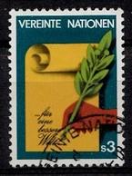 Nations Unies Wenen 1982 Mi.Nr: 23 Für Eine Bessere Welt  Oblitèré / Used / Gebruikt - Oblitérés
