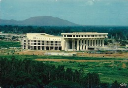 Côte D'Ivoire Yamoussoukro Fondation Houphouet Boigny (2 Scans) - Ivory Coast
