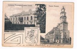 LIT-10   KAUNO : - Lituanie