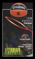 Spain 2019 Mih. 5354 EuroLeague Basketball. Final Four In Vitoria-Gasteiz MNH ** - 2011-... Ungebraucht
