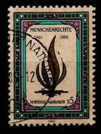 Nations Unies Wenen 1988 Mi.Nr: 87 Jahrestag Der... Oblitèré / Used / Gebruikt - Centre International De Vienne
