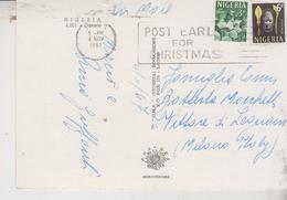 Storia Postale Francobollo Commemorativo Nigeria - Nigeria