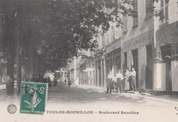 Toulon Mourillon Boulevard Bazeilles - Toulon