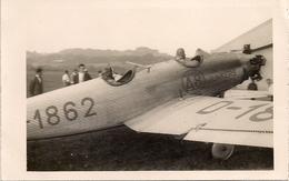 Aviation - Aviateur Allemand Roeder - Tour D'Europe Aérien - Lausanne-Blécherette - 1930 - Rare - Aviateurs