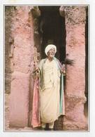 Ethiopie Célébration Du Culte Copte (2 Scans) - Ethiopie