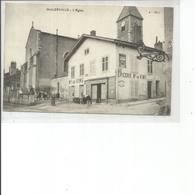 54-MALZEVILLE L EGLISE EPICERIE - France