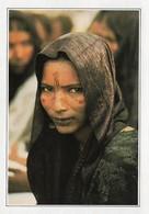 Niger Femme Touareg (2 Scans) - Niger