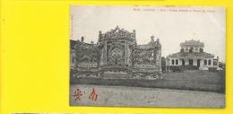 ANNAM Hué Ecran Devant Le Palais Du Comat (Dieulefils) Viet-Nam - Vietnam