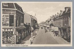 NL.- HAARLEM - N.. Generaal Cronjéstraat. Uitgave: J.P. Exel. Ongelopen. - Haarlem