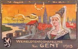 Weltausstellung 1913 Gent - Gent