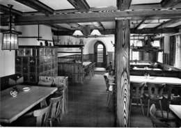 DEUTSCHLAND Allemagne - KNIEBIS-LAMM Hotel Restaurant KURHOTEL Und WINTERSPLATZ - CPSM Dentelée Noir Blanc Grand Format - Freudenstadt