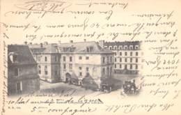 Soisons  -  Caserne Charpentier Vue Interieure 1903 - Kasernen