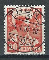 SBK J79, Mi 308  O Thun 1 - Used Stamps