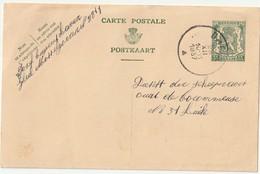 Gheel Pws 112 - Entiers Postaux