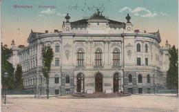 CPA Warszawa - Politechnika - Pologne