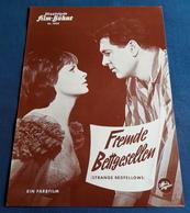 "Gina Lollobrigida, Rock Hudson, Gig Young > ""Fremde Bettgesellen"" > Altes IFB-Filmprogramm (fp552) - Zeitschriften"
