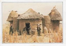 Togo Koutaba Village Tamberma (2 Scans) - Togo