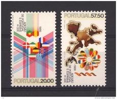 05356 -   Portugal :  Yv  1654-55  ** - 1910-... République