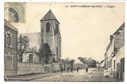 SAINT LAURENT BLANGY - L'Eglise - Saint Laurent Blangy