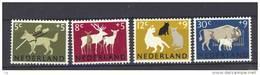 Pays-Bas  -  1964  :  Yv  792-95  ** - Neufs