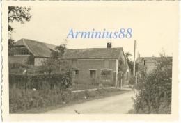 Campagne De France 1940 - L'avant Des Quartiers Personnels Du Général Haack à Aubenton - 12. Armee (AOK 12), Abt. IV A - Guerre, Militaire