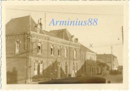 Campagne De France 1940 - Quartier Général De L'Abt. IV A à Aubenton - 12. Armee (AOK 12) - Abteilung IV A - Westfeldzug - Guerre, Militaire
