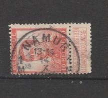 COB 118 Oblitération Centrale NAMUR 1M - 1912 Pellens