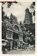 INDE INDIA MADURA ENTRANCE GATE GOPURAMS - India