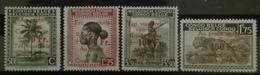 270-273 - 1944 - Rode Kruis - MNH - Belgisch-Kongo