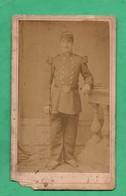 Photo 19eme Bordeaux Militaire Du 57eme Regiment D' Infanterie Format 6,4cm X 10,5cm Photo Henri Boureau - War, Military
