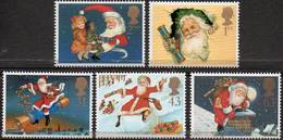 GREAT BRITAIN 1997 Christmas: 150th Anniversary Of The Christmas Cracker - 1952-.... (Elizabeth II)