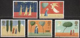 GREAT BRITAIN 1996 Christmas - 1952-.... (Elizabeth II)