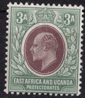 AFRIQUE ORIENTALE BRITANNIQUE ET OUGANDA YT N°96 NEUF* - Gran Bretagna (vecchie Colonie E Protettorati)