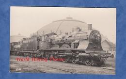CPA Photo - Gare à Situer , France - Belle Locomotive EST Série 11 N° 3241 - Chemin De Fer Rail Tender Bahn Eisenbahn - Trains