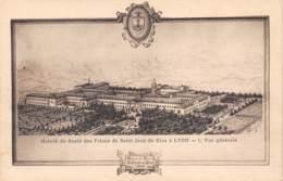 69 - LYON - Maison De Santé Des Frères De Saint Jean De Dieu - Vue Générale - Other